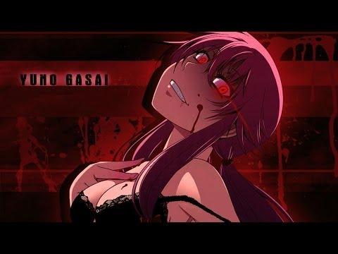 1 Hour - Battle! Theme - Mirai Nikki