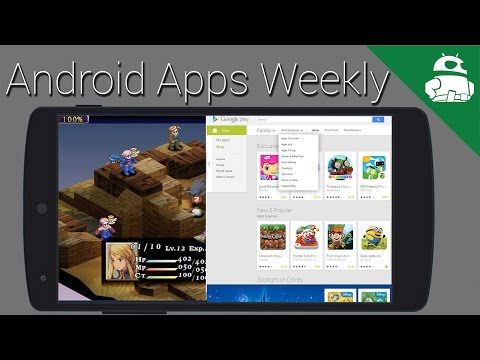 Apple Music coming to Android, Google Family now live, Final Fantasy Tactics! - Android Apps Weekly!