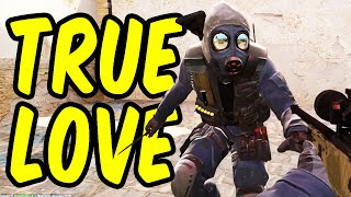 TRUE LOVE - CSGO Funny Moments
