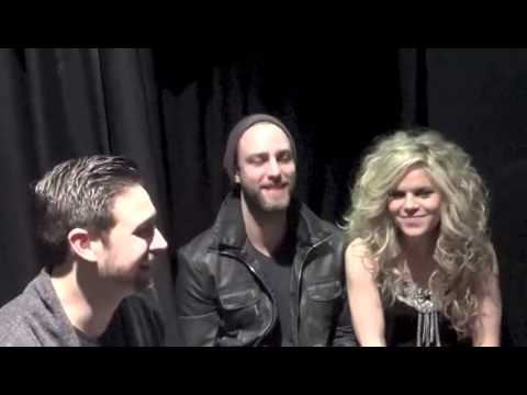 Interview with Natalie Stovall & The Drive | CRS 2014