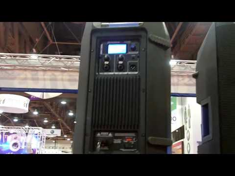 InfoComm 2016: PreSonus Reveals AIR PA Speakers