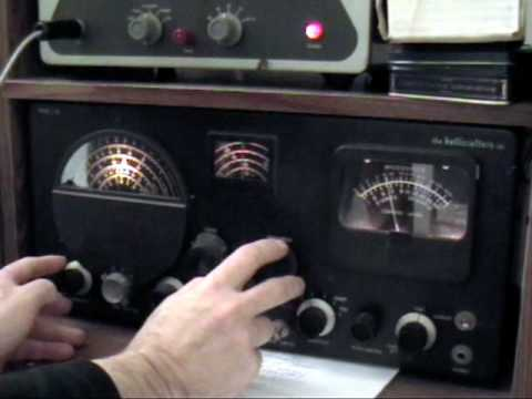 Old Time ham radio-going back 50 years.