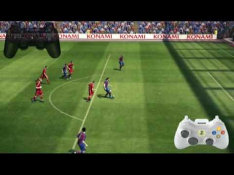Pes 2010 Tutorials Finte Ps3 Xbox 360 Italiano English