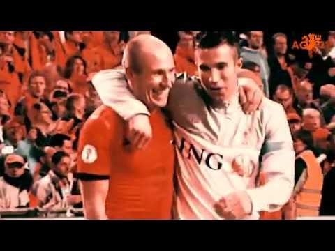 Arjen Robben and Robin van Persie - Deadly Duo [HD]