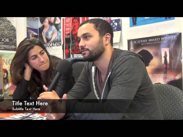 The Square's Jehan Noujaim and Karim Amer