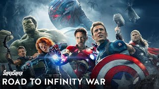 Road to Infinity War: Episode 11 | Avengers: Age of Ultron