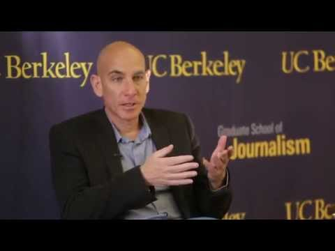 "Aluf Benn at UC Berkeley: ""Reporting Israel: the Personal, the Political and the Press"""