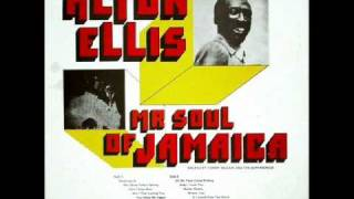 Watch Alton Ellis if Loving You Is Wrong I Dont Want To Be Right video