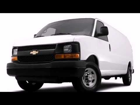 2012 Chevrolet Express 2500 Video