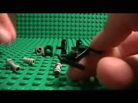 Lego Star Wars Custom Guns Lego Star Wars Custom Guns