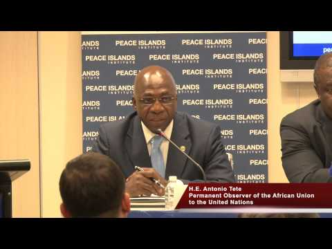 H.E. Antonio Tete - Permanent Observer of the African Union to the United Nations