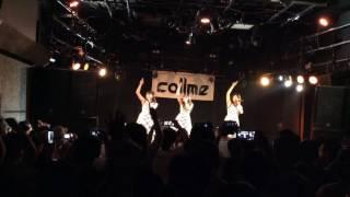 callme 「Summer of love」2016/07/10ツアー仙台公演1部