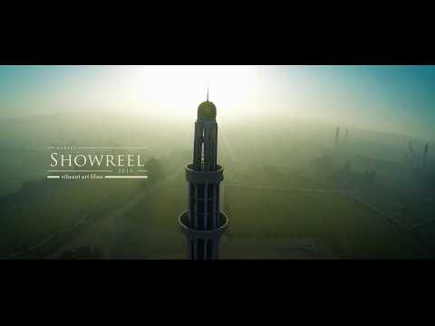 The Best - Pakistan Drone Aerial Showreel 2015 - vibrant art films