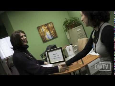 Robbie Spier Miller Gives You a Tour of Burlington Hypnosis Centre