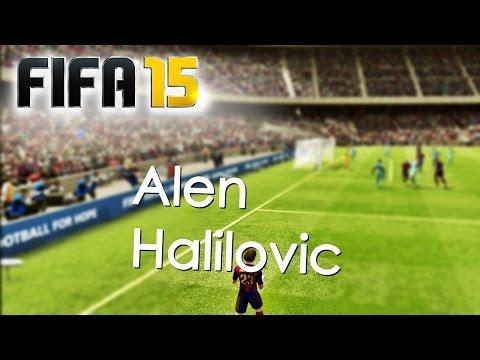 FIFA 15 - Alen Halilović Barcelona FC - Fragman (Bass Edit)