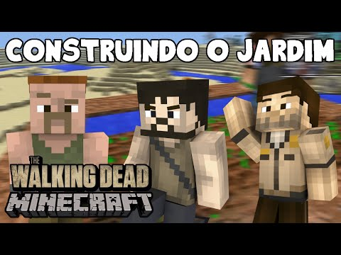 Minecraft The Walking Dead - Os Jardins Suspensos #13 video