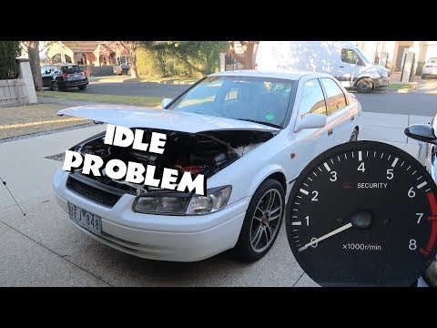 How To Fix Rough Idle on a Camry // (Most Cars)