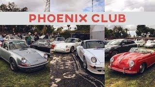 Porsche Lit Weekend - Phoenix Club 2019