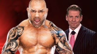 Batista Reveals Advice Vince McMahon Gave Him For SmackDown 1000
