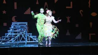 The Magic Flute: Papageno Papagena duet - Opera Australia