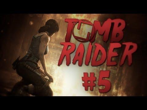 Tomb Raider - A la rescousse de naufragés | CE SONT DES GARDIENS MOCHES QUI PUENT ;_; | Episode 5