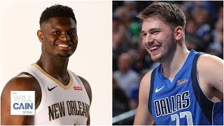 Where do Zion's Pelicans and Luka Doncic's Mavs rank among NBA's top young cores? | Will Cain Show