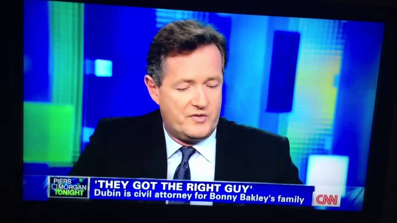 Attorney Eric Dubin On Piers Morgan Tonight Cnn Re