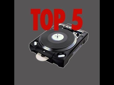TOP 5 DJ TURNTABLES THAT DIDNT MAKE IT