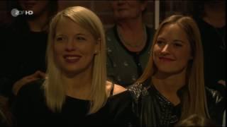 Robbie Williams bei Markus Lanz - plus kleines Live-Konzert