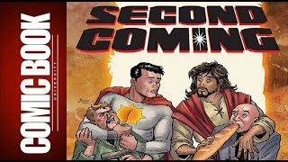 Second Coming #1 | COMIC BOOK UNIVERSITY