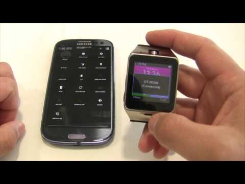 Review Aplus Smartwatch GV18 (samsung Gear 2 Clone)