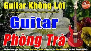 Hòa Tấu Guitar Không Lời | Nhạc Phòng Trà - Cafe Hải Ngoại | Hiệu Ứng Mưa Rơi Thư Giãn