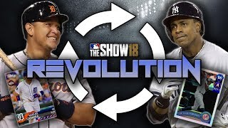 14th Inning Thriller! Revolution Ep. 9! MLB The Show 18 Diamond Dynasty