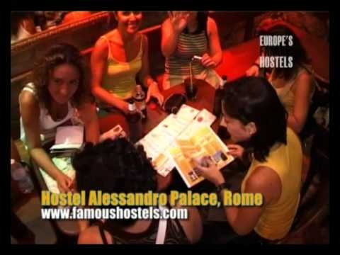 Video of Alessandro's Palace Hostel - Best Hostel in Rome, Italy