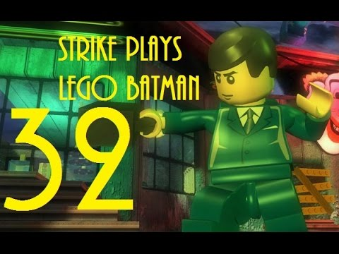 Strike Plays | Lego Batman: The Video Game | 32 | An Icy Reception | Free Play
