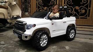Xe ô tô điện trẻ em Toyota JJ2266 | XE HƠI ĐIỆN CHO BÉ JJ-2266