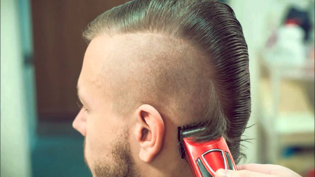 Mohawk haircut pictures