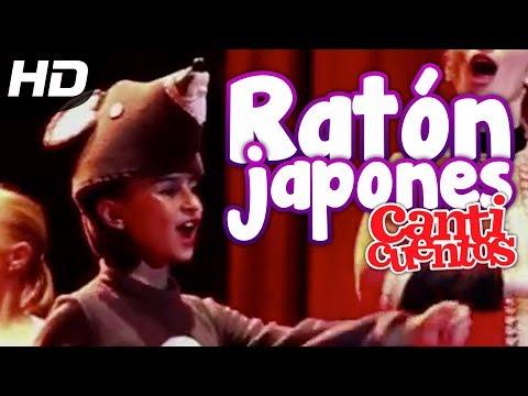 Musicreando Presenta Canticuentos El Ratón Jápones Capitulo 4