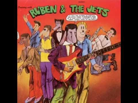 Ruben And The Jets -  Stuff Up The Cracks