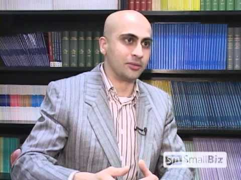 SmartMoney TV interview of Saad Tabani from Naya Jeevan