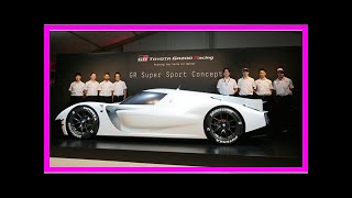 Breaking News | Toyota confirms development of 'super sports car' with Le Mans tech, shows GR Super
