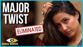 Hina Khan To Be ELIMINATED This Week   MAJOR TWIST   Bigg Boss 11
