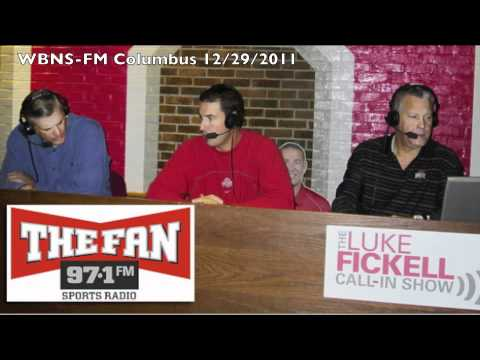 12/29/2011: WBNS-FM COLUMBUS 97.1 THE FAN