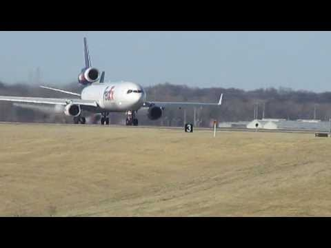 Fedex Traffic Day, Memphis Intl' Airport