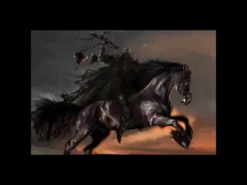 Behold a Black Horse! Signs of the End Times (Latest Breaking News Feb 2016)