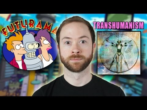 Is Futurama the Best Argument Against Transhumanism? | Idea Channel | PBS