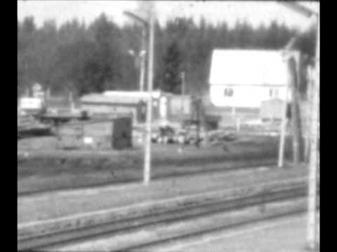 Stacja Kolejowa KRUKLANKI 1976