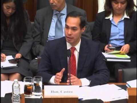 Rep. Royce Questions HUD's Castro on Increased Non-Bank FHA Lending