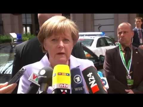 Merkel says 'not enough progress' on Greece