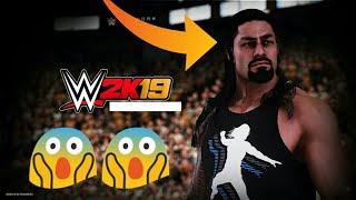 WR3D WWE 2K19 BEST MOD ON ANDROID LINK IN DESCRIPTION 75 MB APK DOWNLOAD AND ENJOY FOR FREE 2.37 MB
